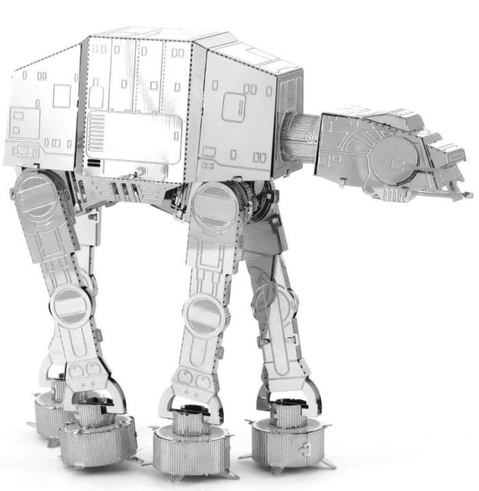 Metal Earth Star Wars AT-AT 3D Laser Cut Model