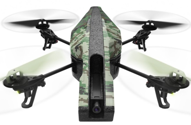 Parrot AR.Drone 2.0 Elite Edition Quadricopter