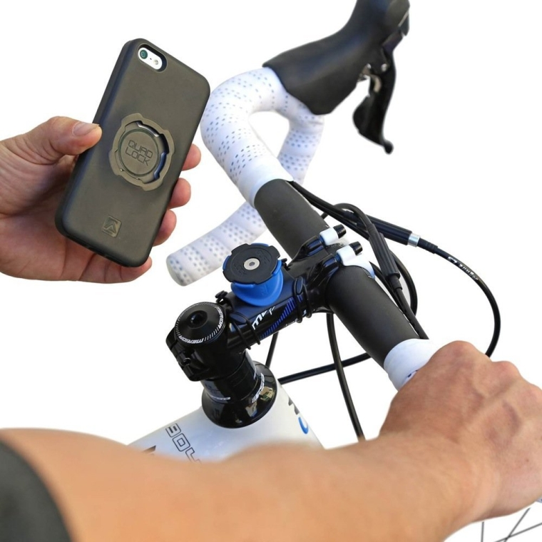 Quad Lock Bike Mount Kit for iPhone 55S