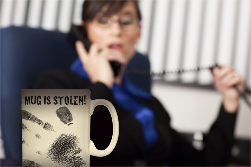 Stolen Heat Sensitive Mug
