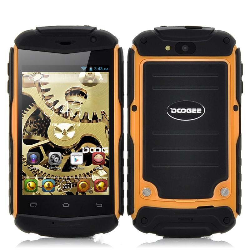 TITANS DG150 Rugged Android Phone