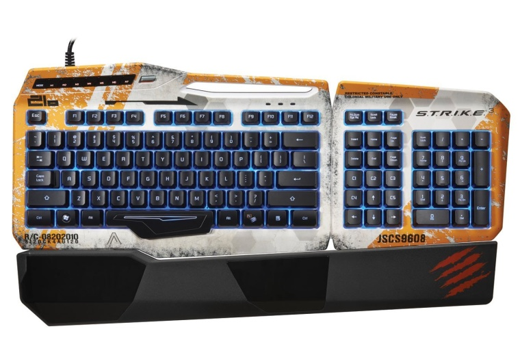 Titanfall S.T.R.I.K.E.3 Gaming Keyboard for PC