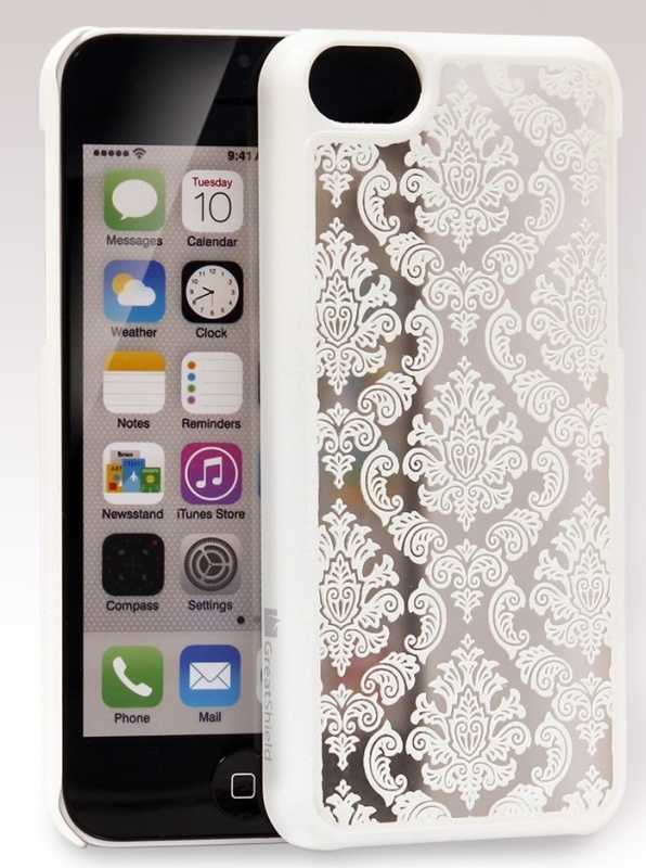 Ultra Slim Fit Hard Case Cover for Apple iPhone 5C