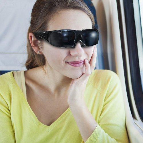 Vuzix Wrap 1200DX HDMI Video Glasses