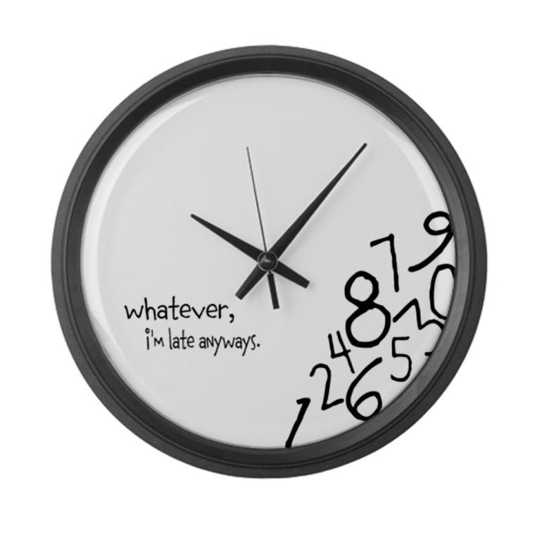 Wall Clock Large Wall Clock