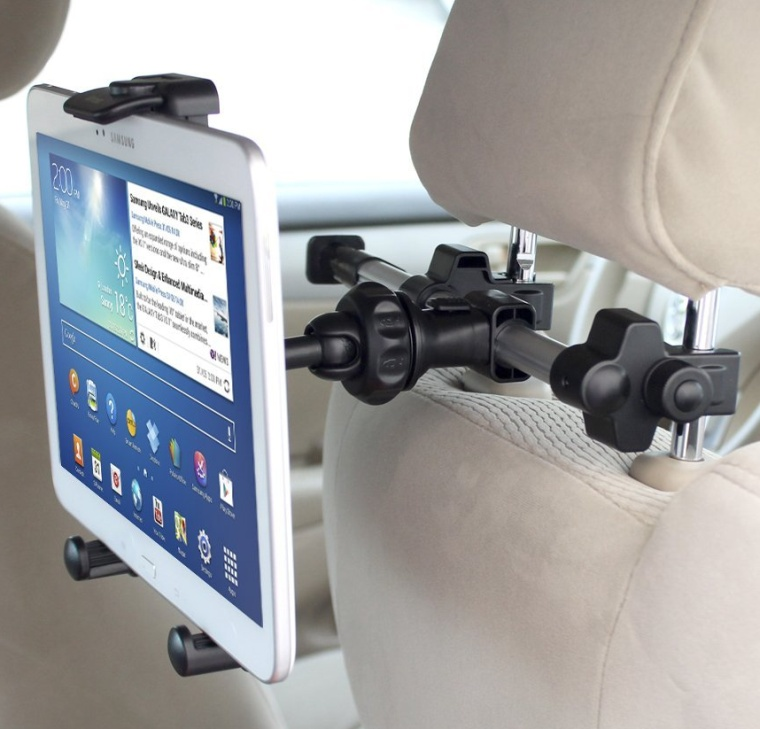 iKross Extension 360 Degrees Rotation Car Mount Tablet