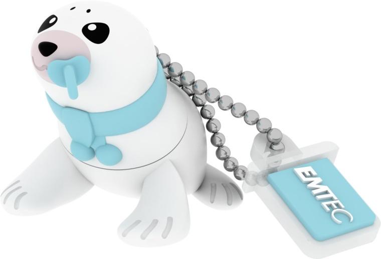 Animalitos 8 GB USB 2.0 Flash Drive
