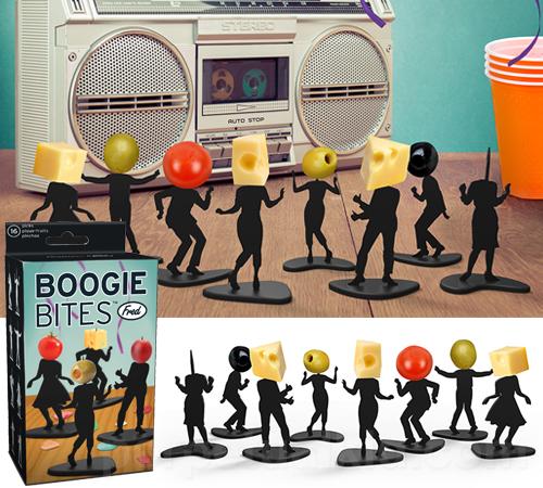 BOOGIE BITES DANCE PARTY PICKS