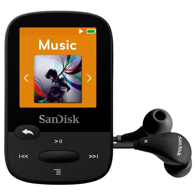 Clip Sport 4GB MP3 Player