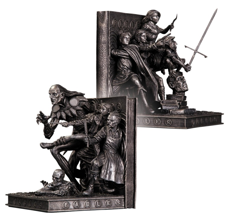 DC Collectibles Fables Bookends