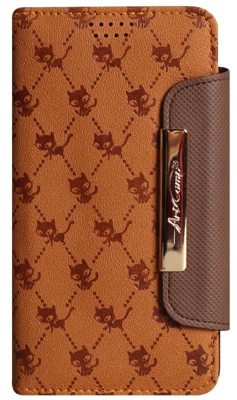 Designer Leather Wallet Phone Case