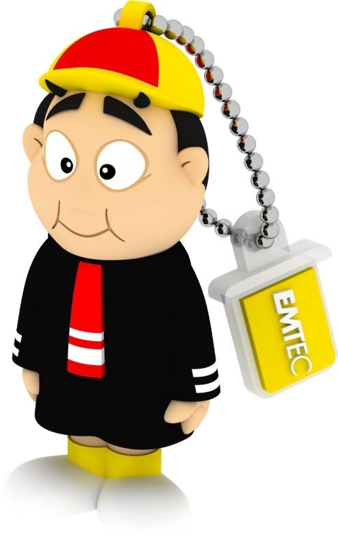Emtec Quico 8 GB USB 2.0 Flash Drive