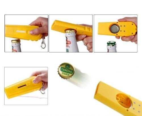 Flying Cap Zappa Bottle Opener Cap Launcher