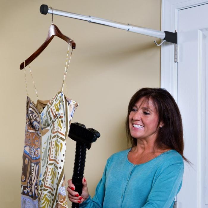 Hinge N Hang Clothes Hanging Solution
