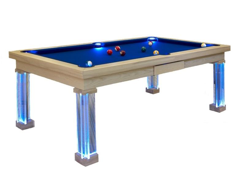 Monaco Convertible Pool Table