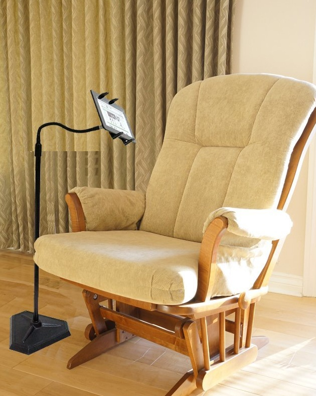 Multi Adjustable  Chair Sofa Podium Stand Floor Mount