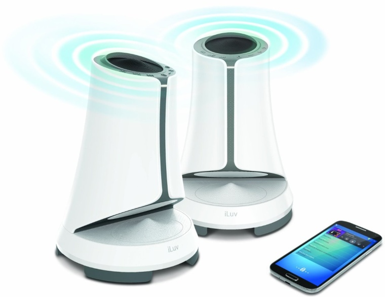 Outdoor Bluetooth Speaker for Smartphones and Music Players