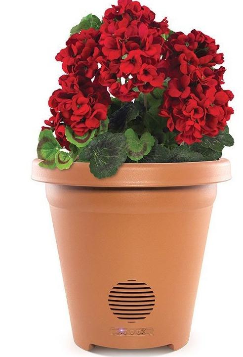Planter Speaker Wireless Outdoor Speaker with Weather