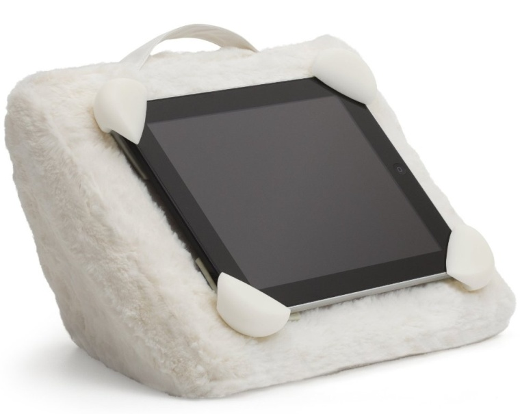 Protect Your Tablet and Ereader with the Only Soft Pillow Lap Stand