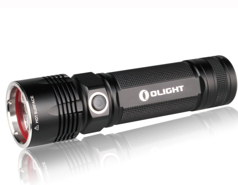 Seeker Rechargeable LED Flashlight 1100 Lumens
