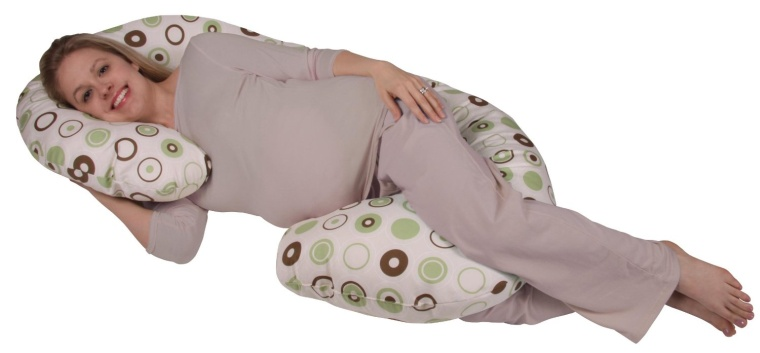 Snoogle Total Body Pregnancy Pillow