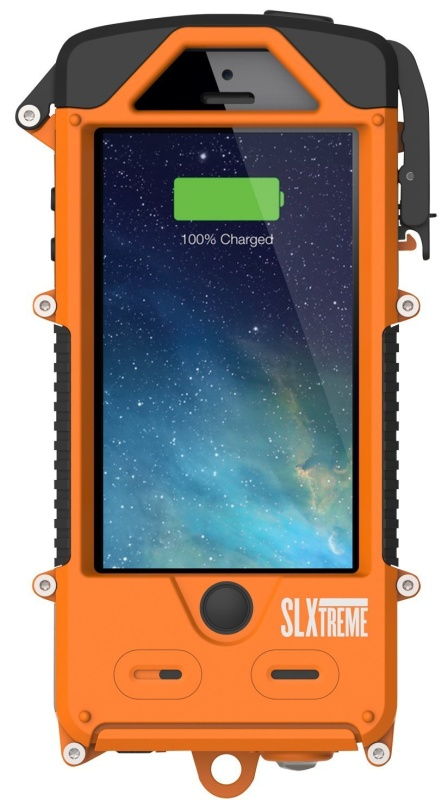 SnowLizard SLXtreme Case for iPhone 5