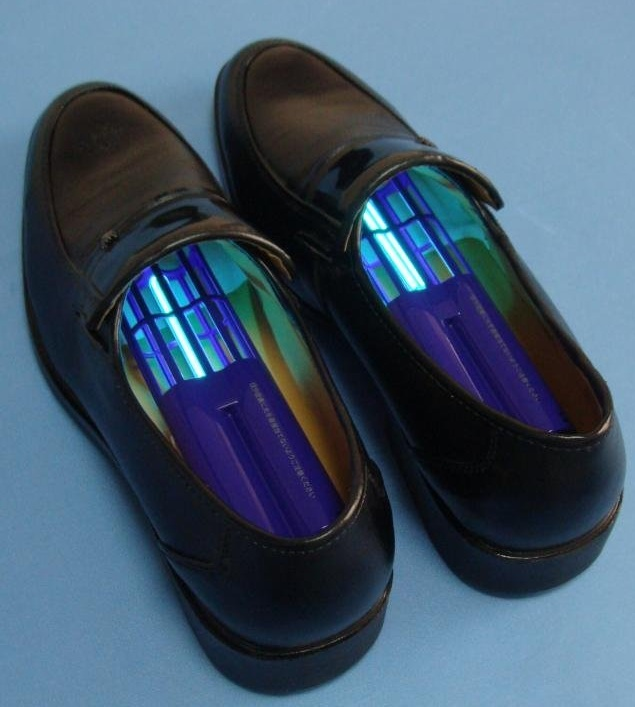 Ultraviolet  Shoe Sanitizers  Deodorizer  kill germs fungi