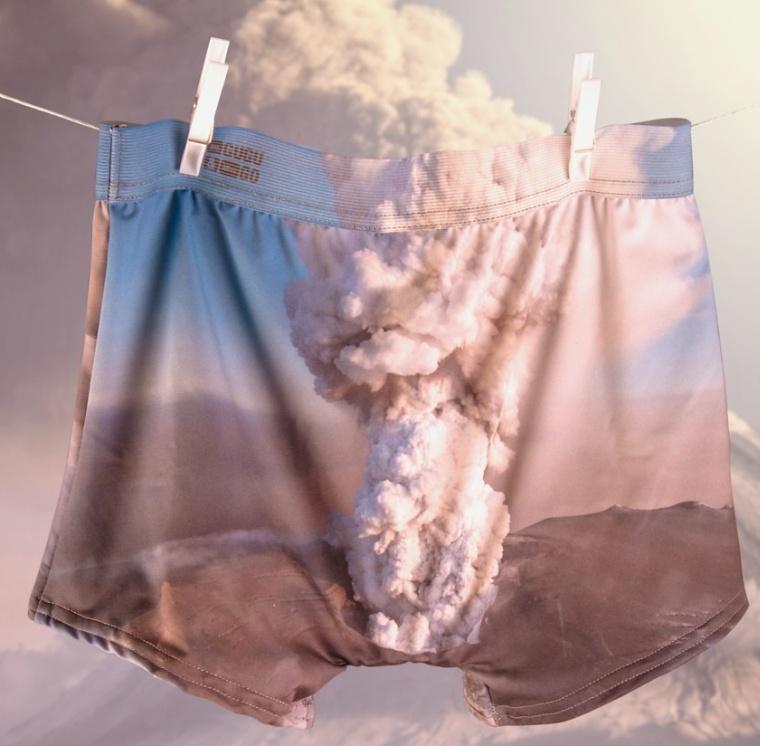 Volcano Underwear