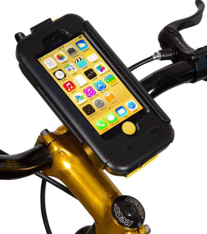 iBikeConsole iPhone 5c Waterproof