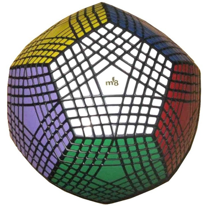 Dodecahedron 12 Sided Magic Cube Puzzle