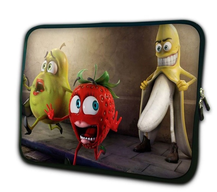 Funny Fruits Laptop Notebook