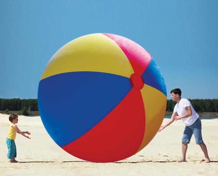 Gigantic 12 Feet Beach Ball