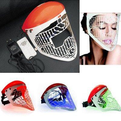 LED Light Therapy Face Mask Skin Photon Rejuvenation Acne Remover