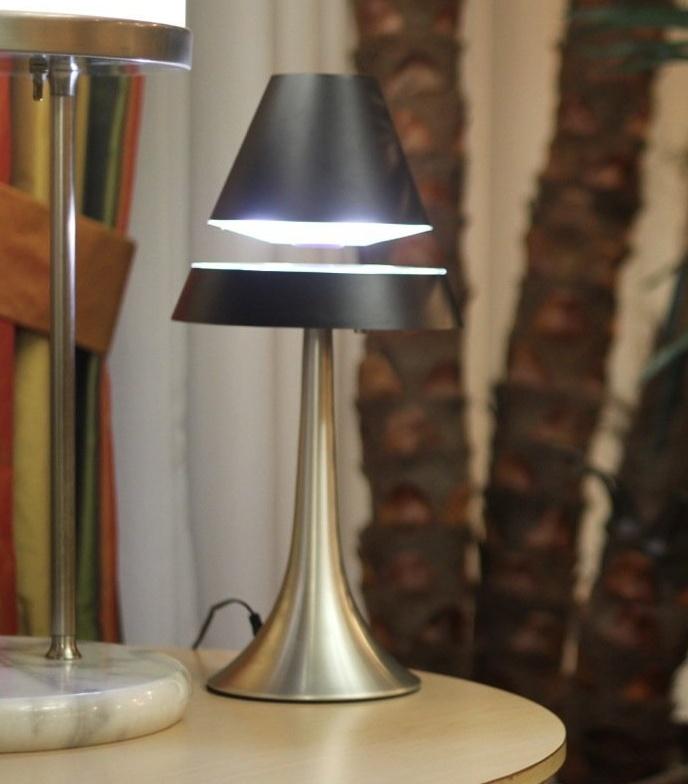 Levitating Anti-Gravity Lamp