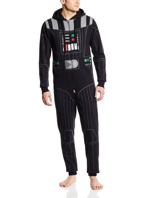 Star Wars Men's Vader Jumpsuit
