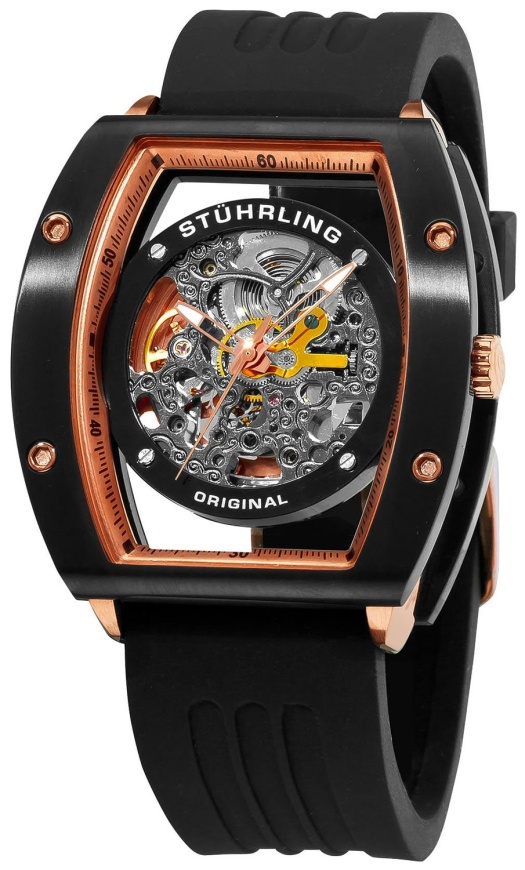 Stuhrling Black Watch