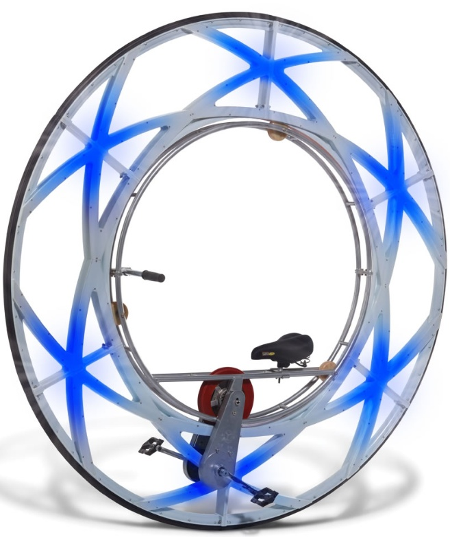 The Olympic Ceremony Monowheel