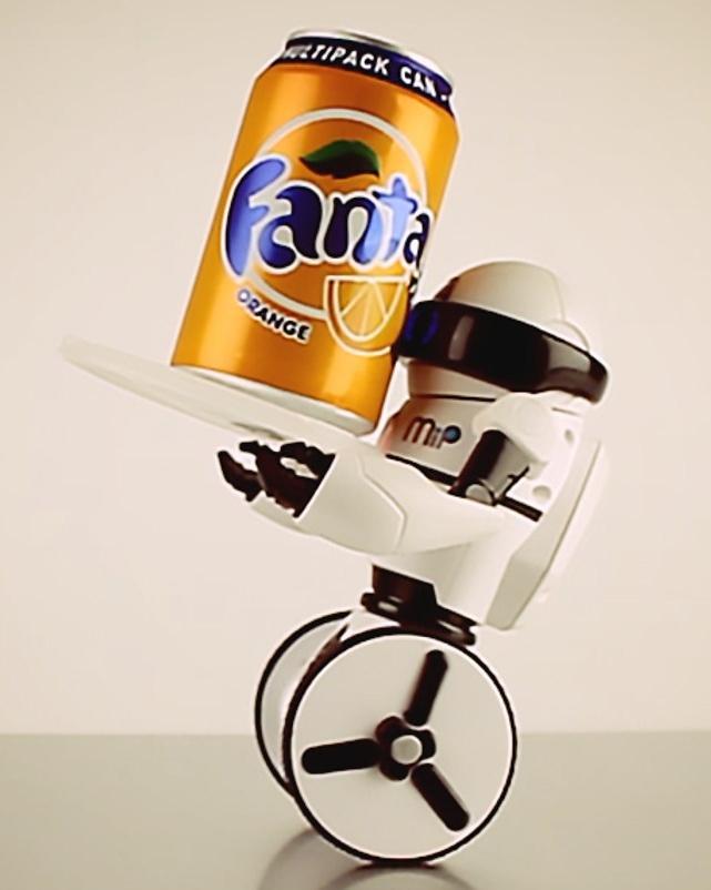 The Worlds First Balancing Robot