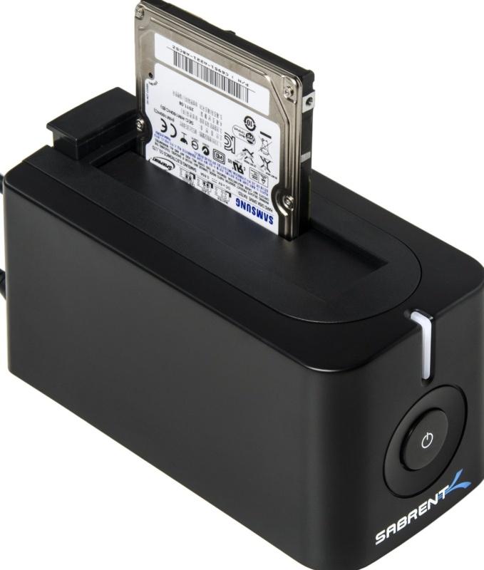 USB 3.0 to SATA External Hard Drive Docking Station