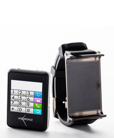 ZeNano Smartwatch Red