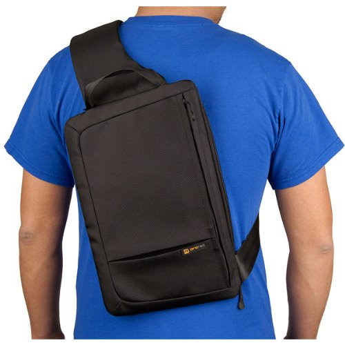 Zip Sling Bag for iPad and Other Tablets