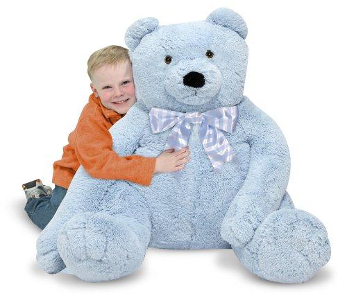 umbo Blue Teddy Bear
