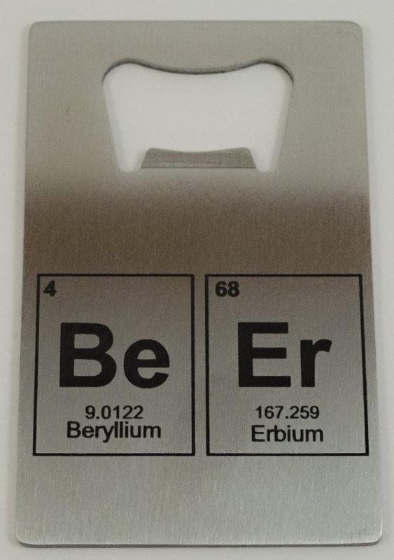BeEr Elements Bottle Opener