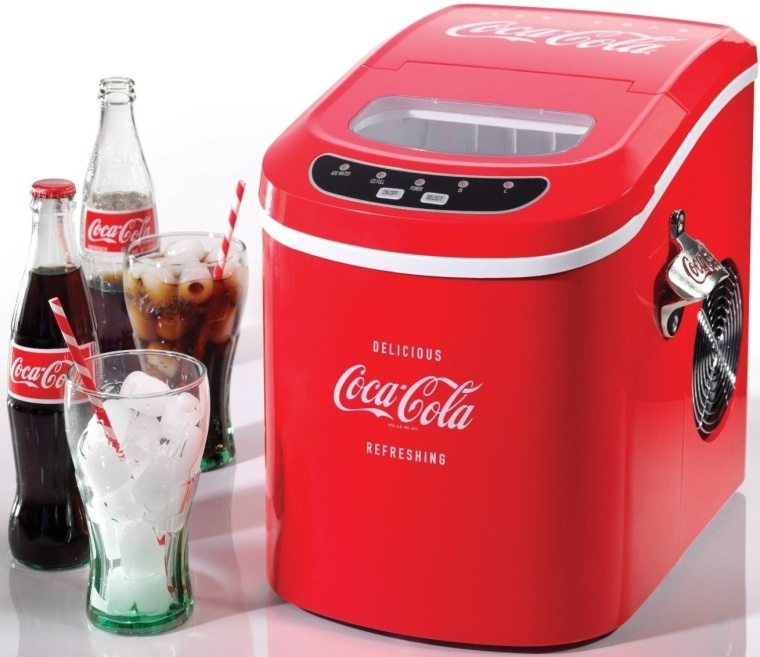 Coca Cola Portable Ice Maker