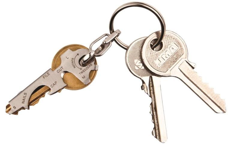 KeyTool Multitool Set
