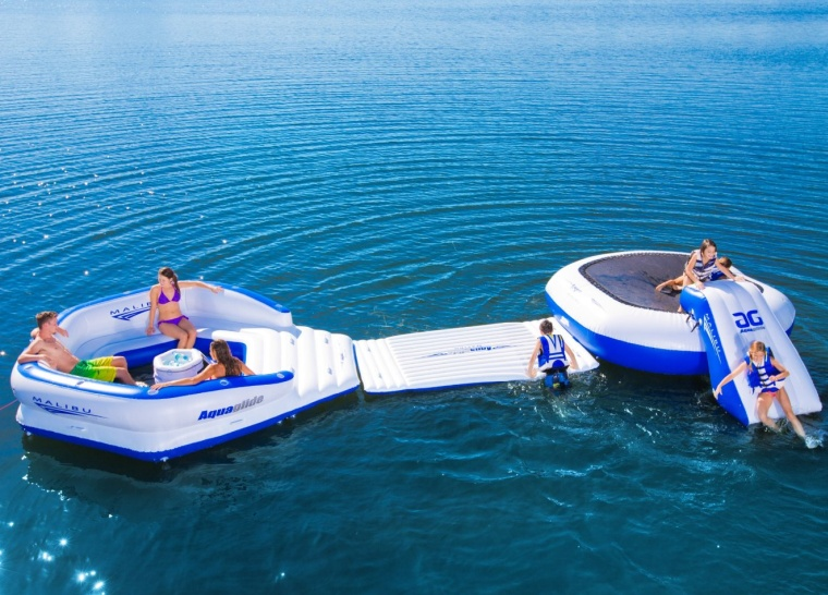 Malibu Aquapark Waterskiing Towables