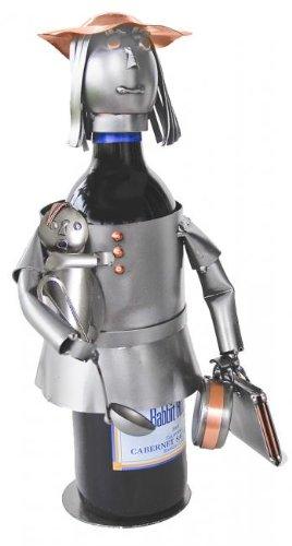 Supermom Steel Wine Bottle Caddy