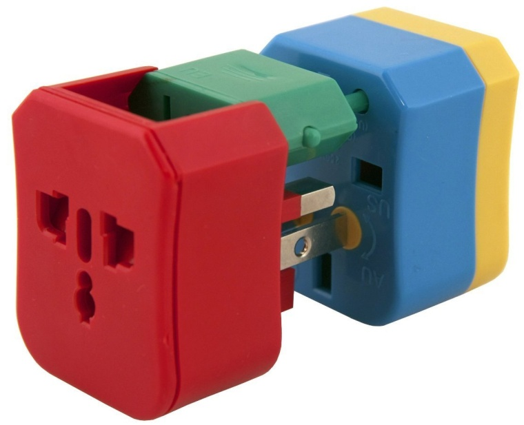 4-in-1 Adapter