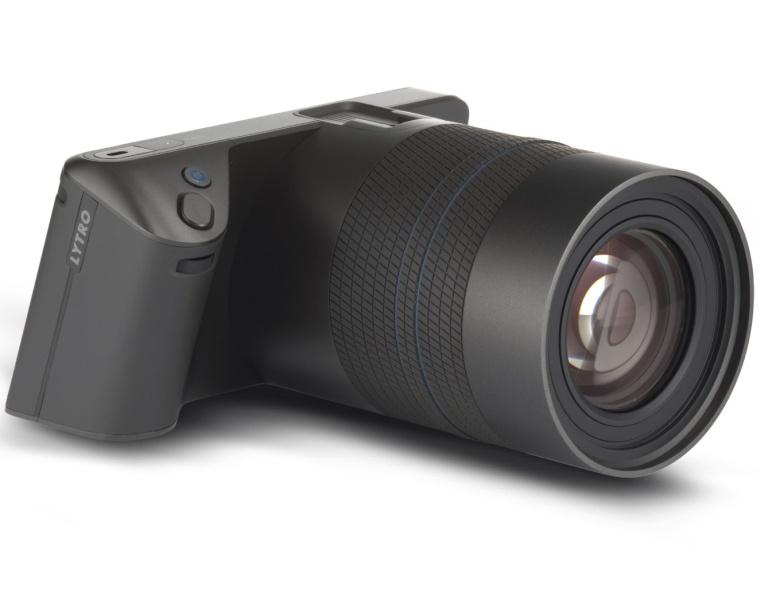 40 Megaray Light Field Camera with Constant