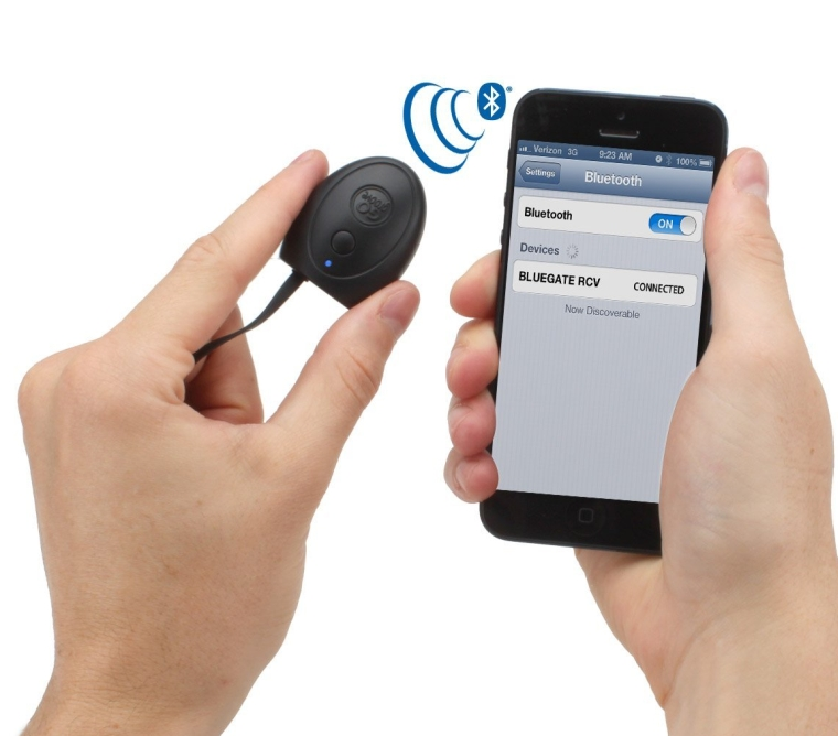 Bluetooth Audio Receiver with A2DP